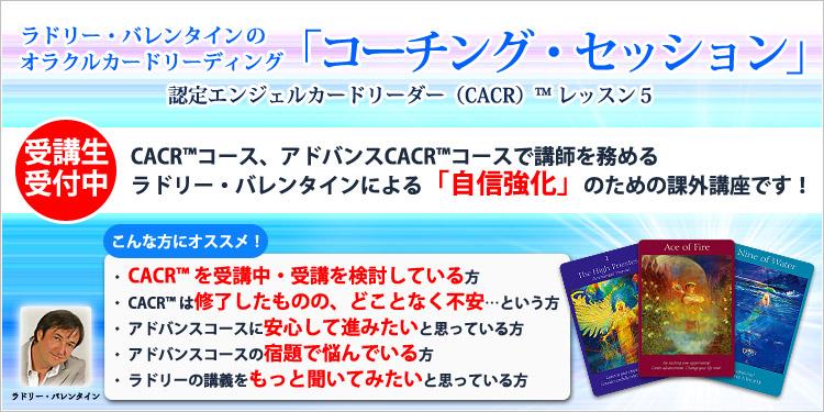 CACR レッスン5