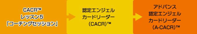オンラインコースCACR(TM) レッスン5「コーチングセッション」受講タイミング